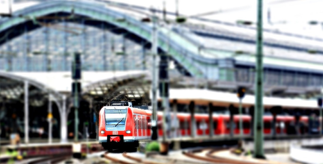 how to save money for travel - get discounted train tickets