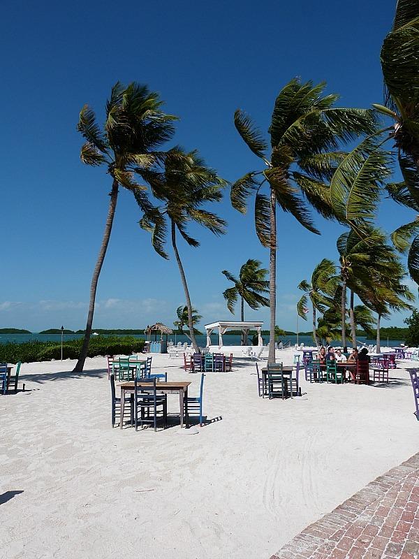 Morado Bay in the Florida Keys