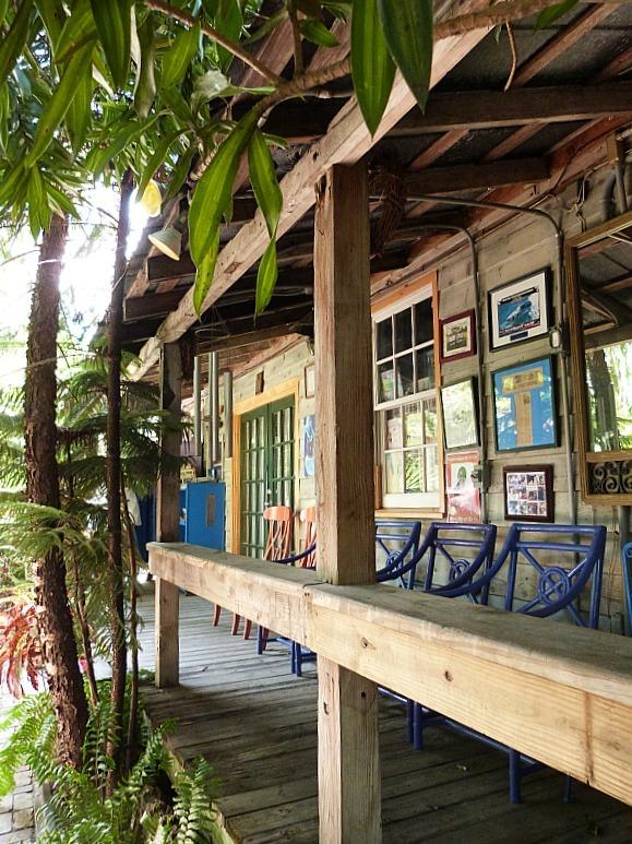 Bahama Village neighborhood in Key West Florida