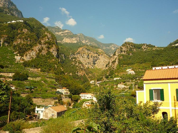 Hiking the villages of Italy's Amalfi Coast