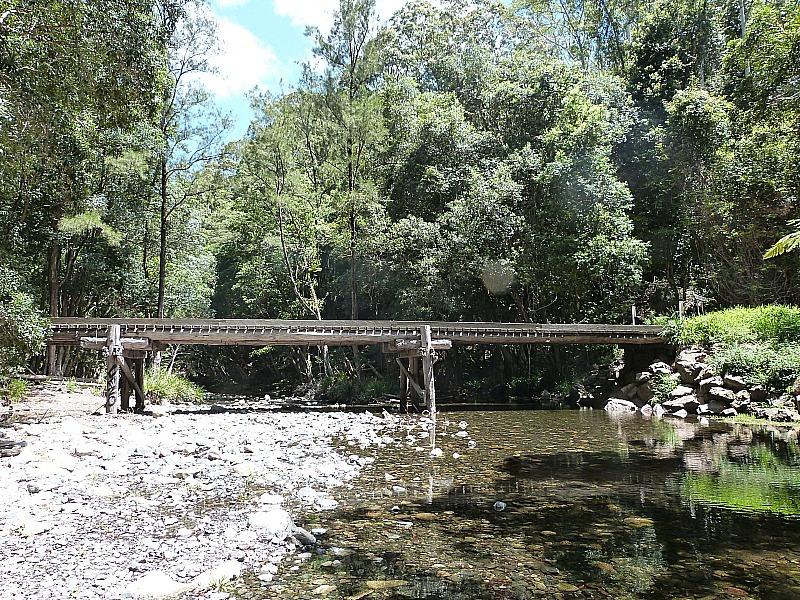 Glennifer Valley near Bellingen, Australia