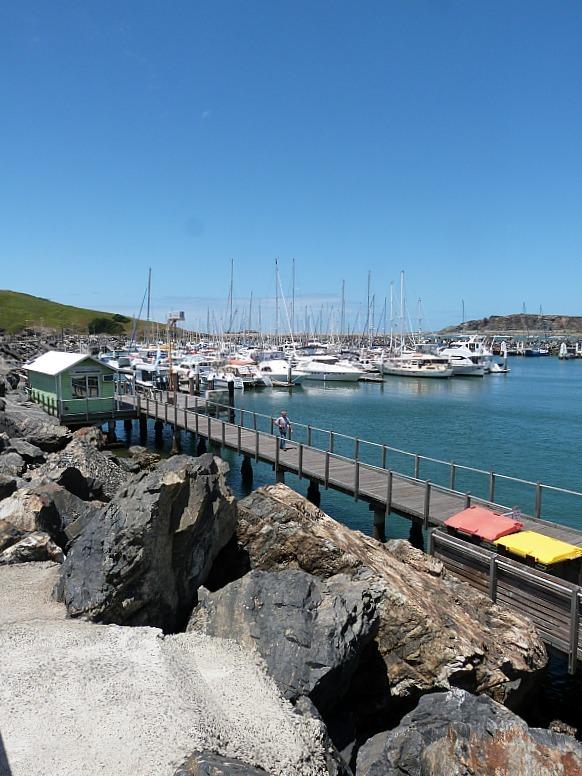 Coffs Harbour Marina, Australia