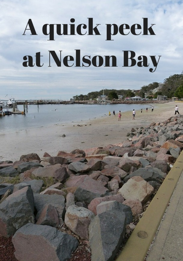 A quick peek at Nelson Bay