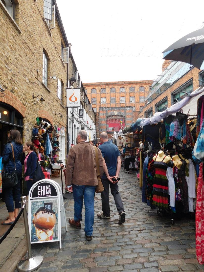 Camden Market - one of the best markets in London