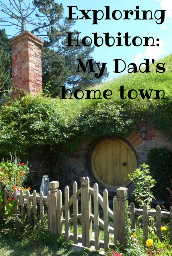 Exploring Hobbiton_My Dads home town
