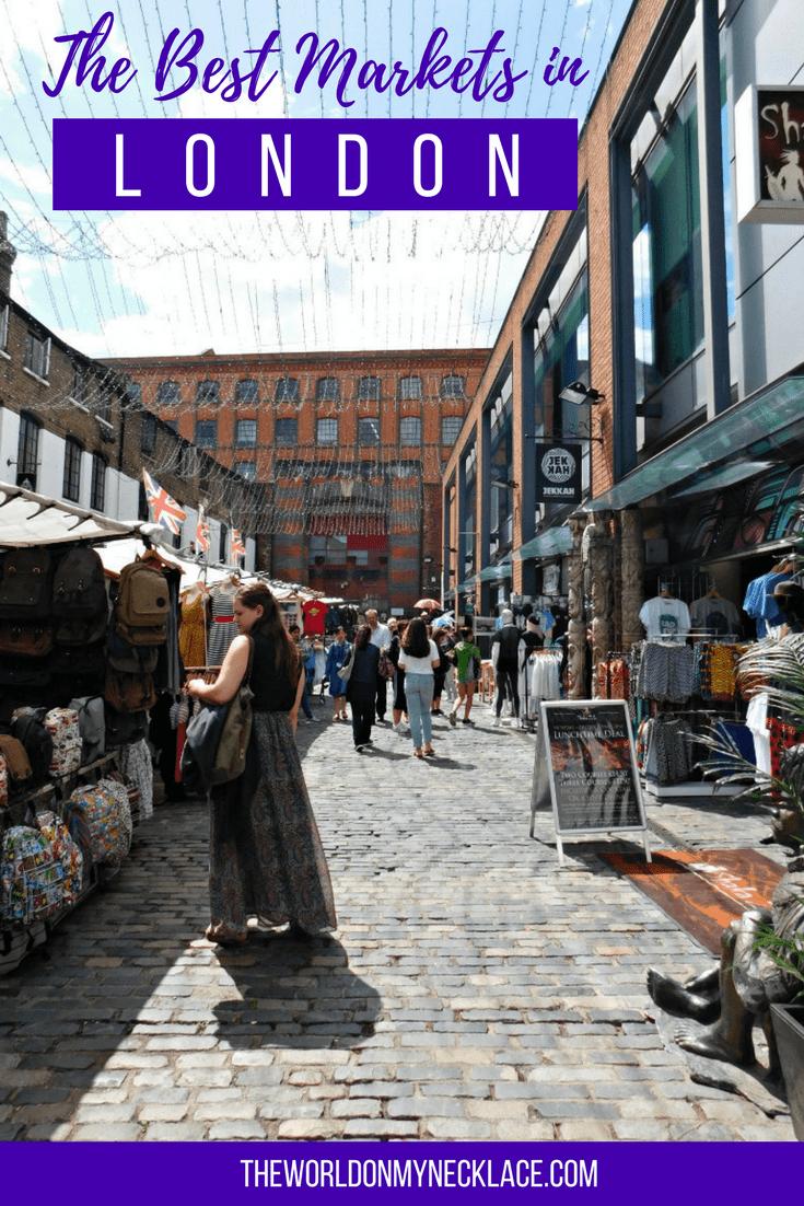 The Best Markets in London