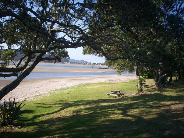Beautiful Pauanui, New Zealand