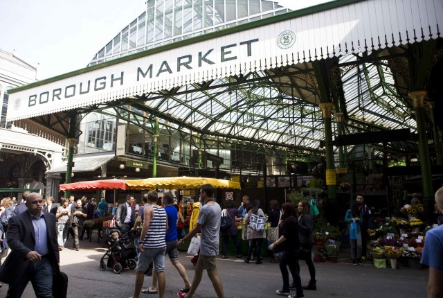BoroughMarket via eventseed.com