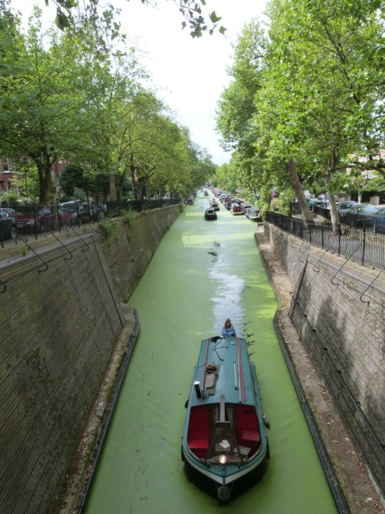 Walking Regents Canal in London - a place I will always return to