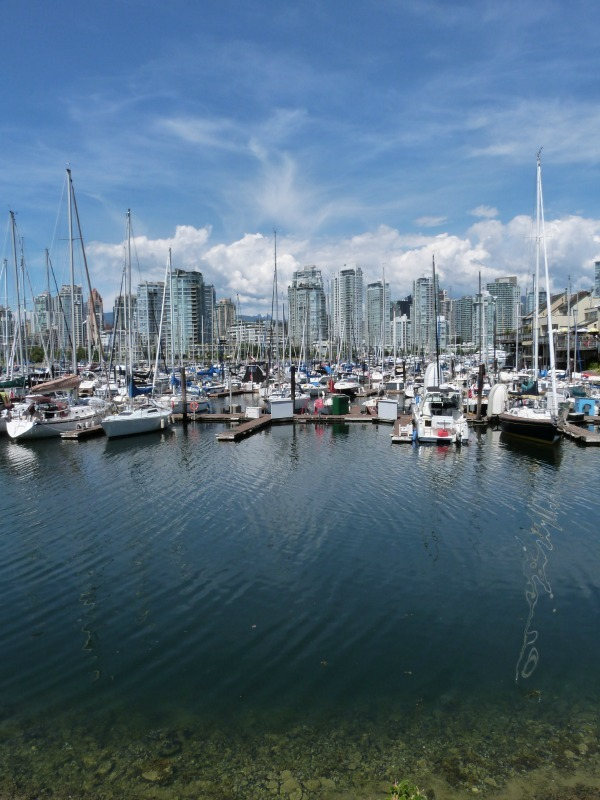 Stunning Vancouver - my favorite city in the world