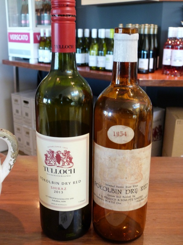 Tulloch Winery in the Hunter Valley