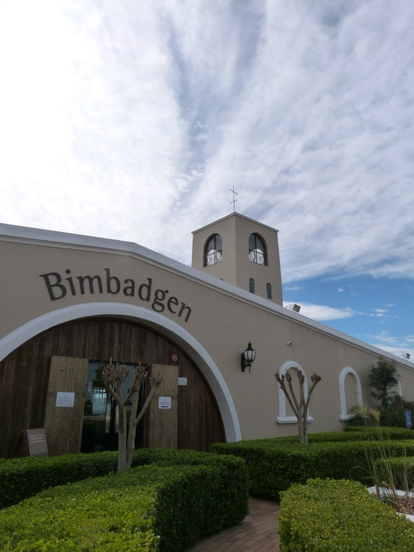 Bimbadgen Winery in the Hunter Valley of Australia
