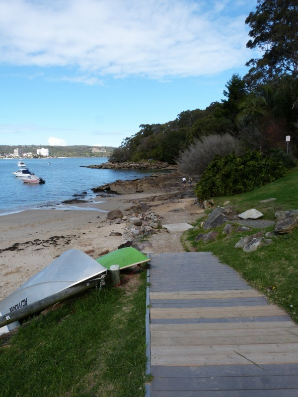 Discovering incredible beaches along the Manly to Spit walk