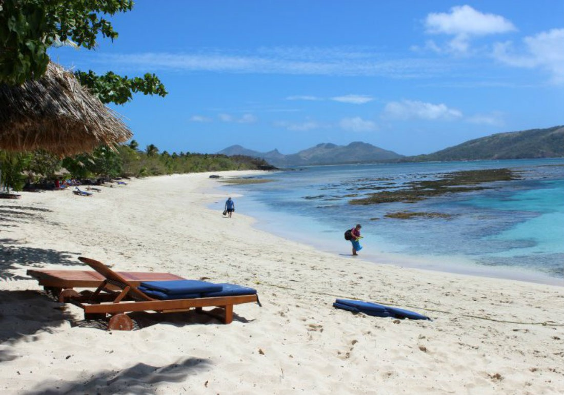 Finding Paradise on Nacula Island in Fiji