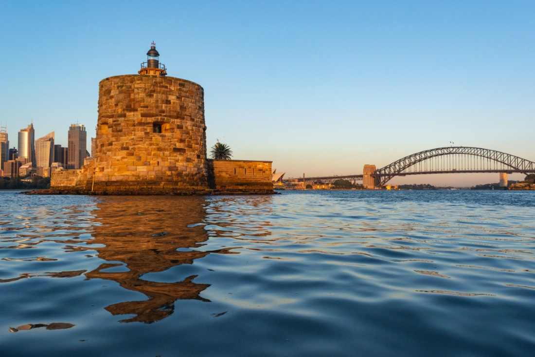Add a visit to one of Sydney's Harbour islands to your Sydney Bucket List