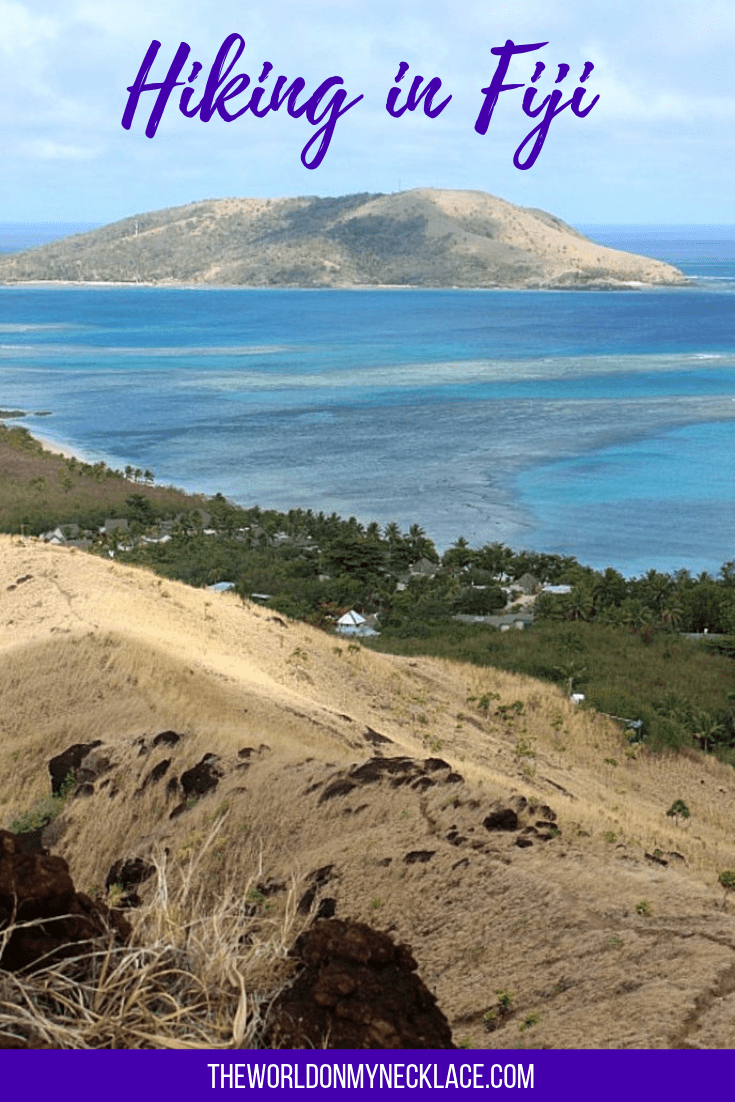 Hiking in Fiji: Why you should hike the Yasawa Islands