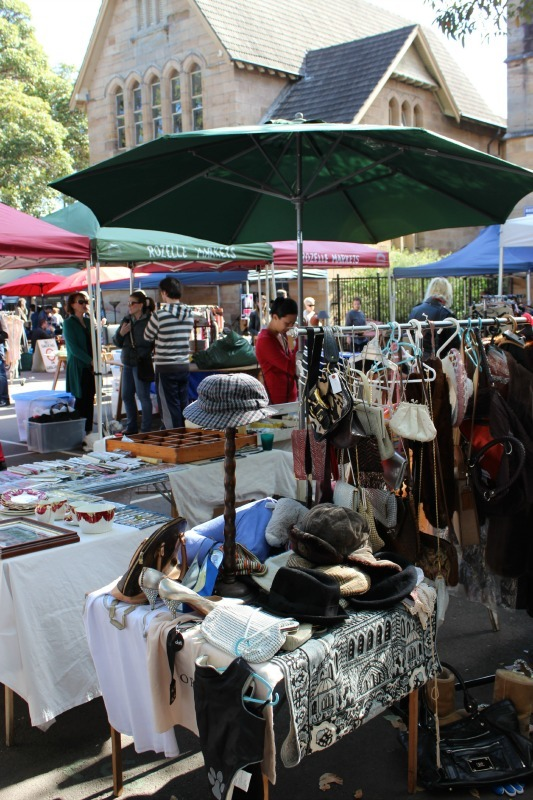 Visiting Rozelle Market should be on your Sydney Bucket List