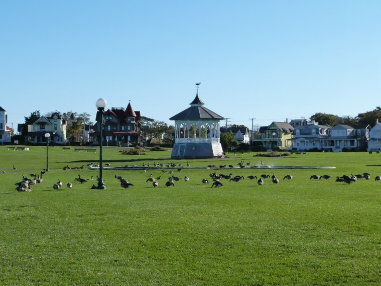 Oak Bluffs on Martha's Vineyard