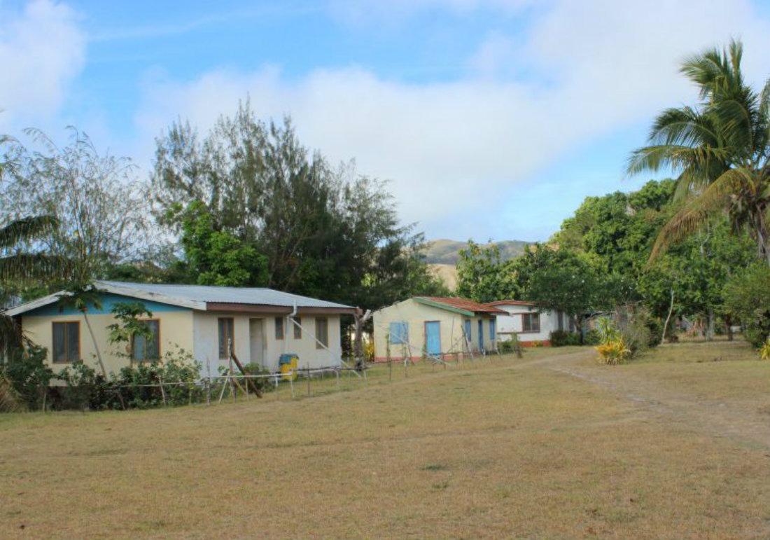Fiji Village Tour