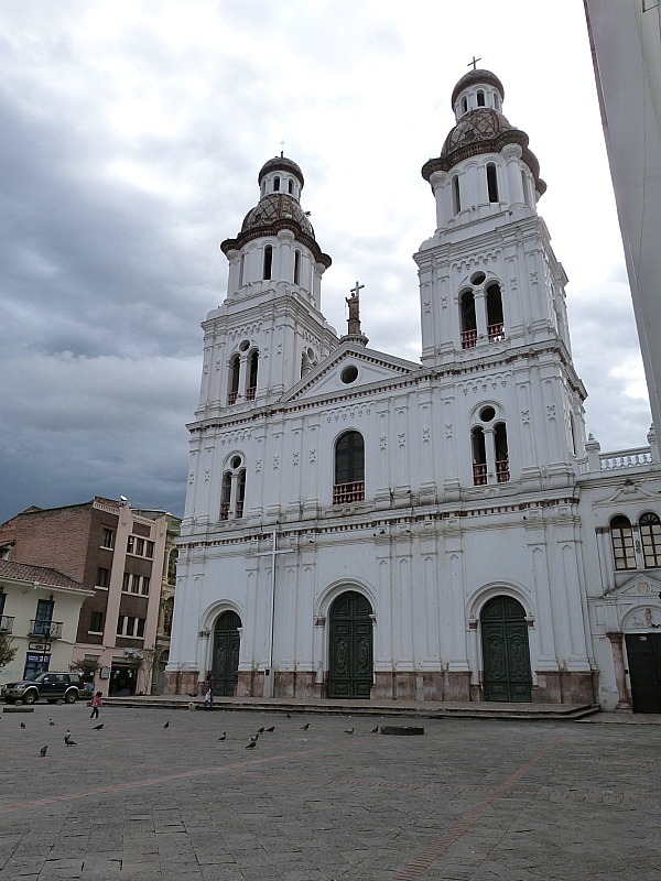 Exploring Cuenca, Ecuador - one of highlights of South America