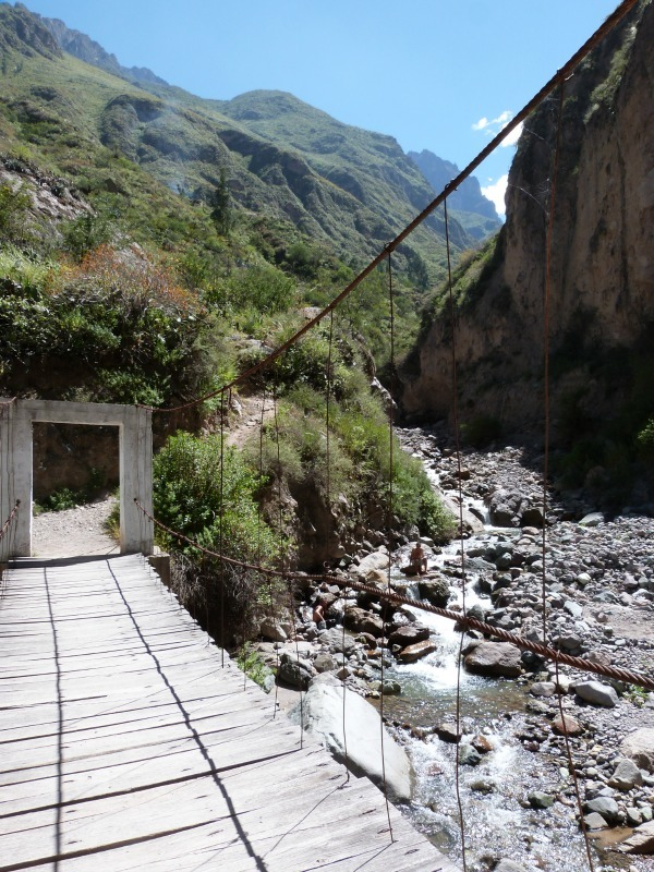 Exploring Colca Canyon, Peru