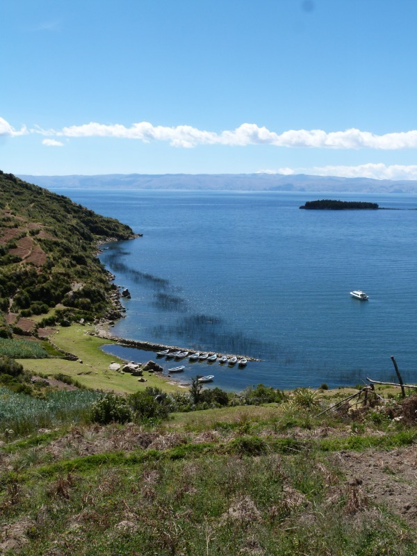 Exploring Isla de Sol in Bolivia one of my favorite off the beaten path South America experiences