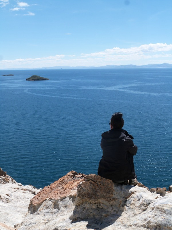 Exploring Isla de Sol in Bolivia - one of my South America Highlights