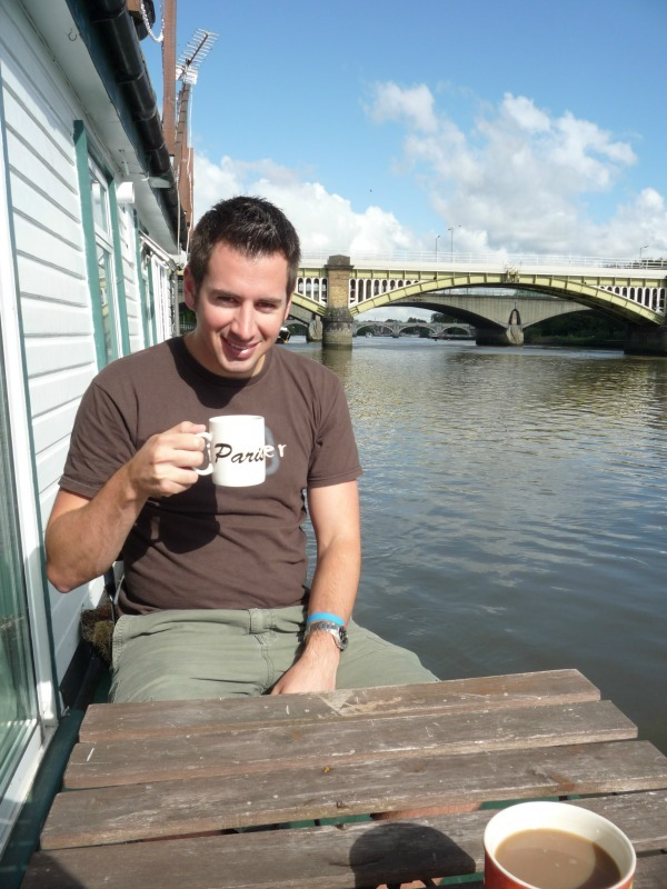 Life On A Houseboat In London