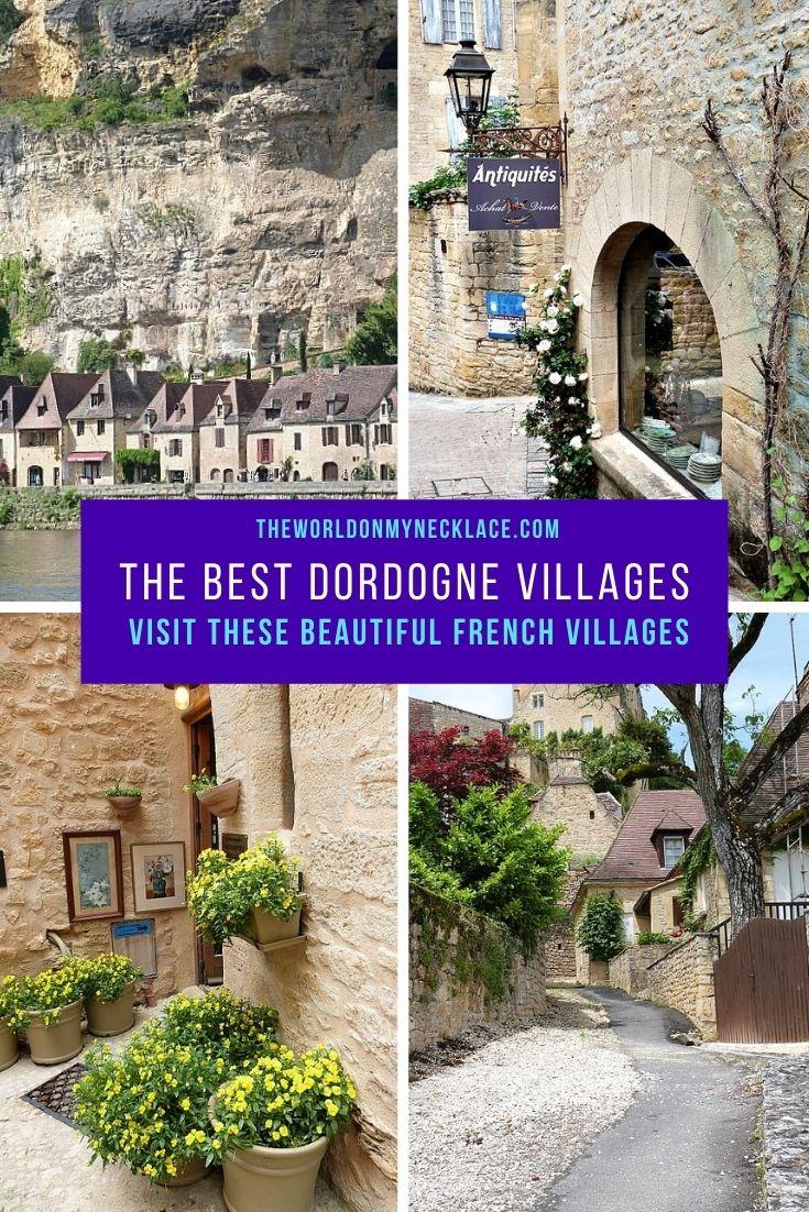 The Best Dordogne Villages