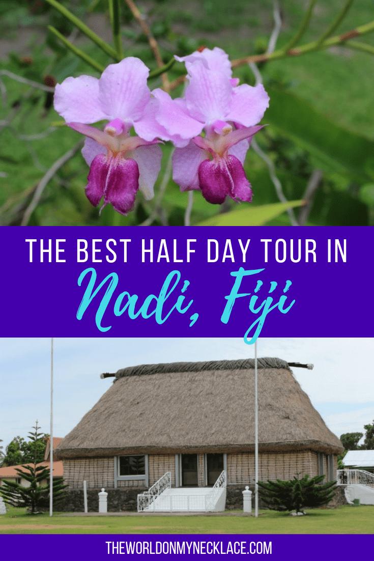 The Best Half Day Tour in Nadi, Fiji