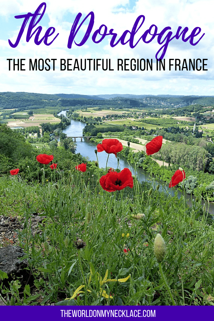 The Dordogne: The Most Beautiful Region in France