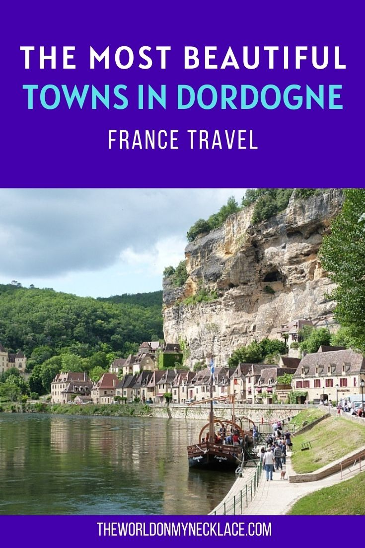 The Most Beautiful Towns in Dordogne France