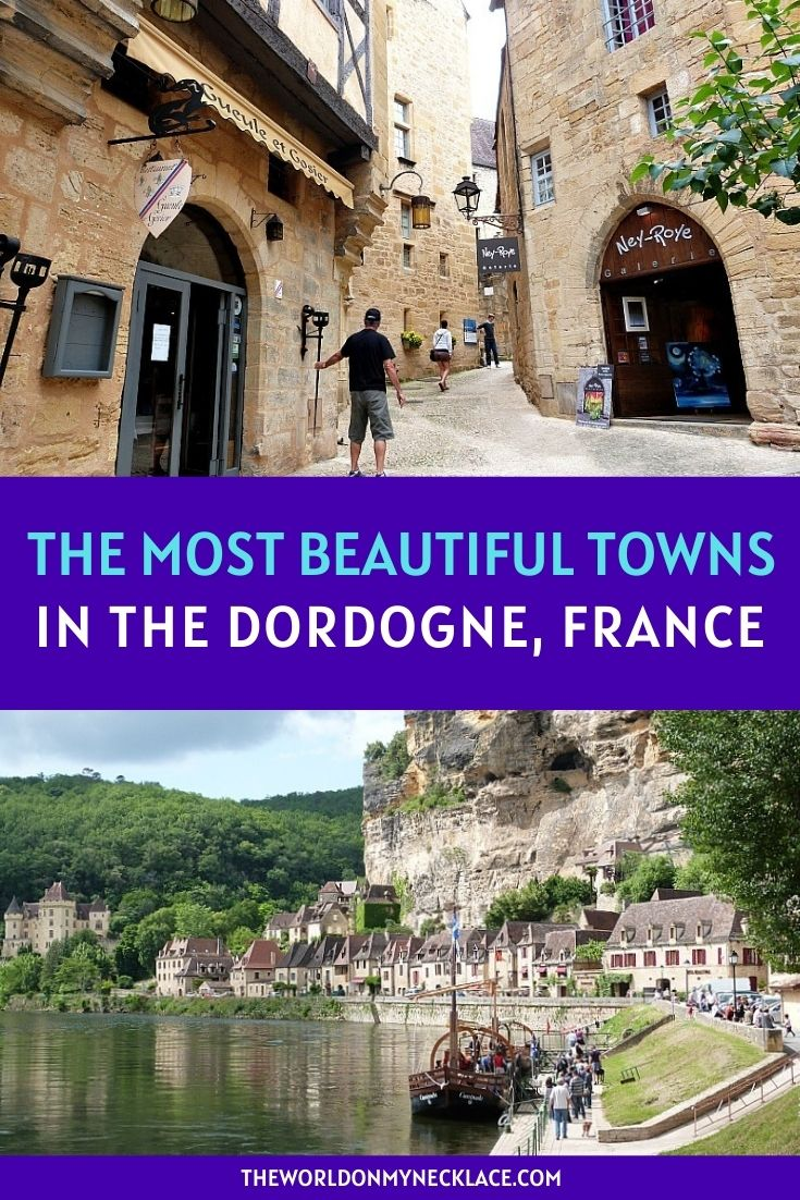 The Most Beautiful Towns in the Dordogne, France