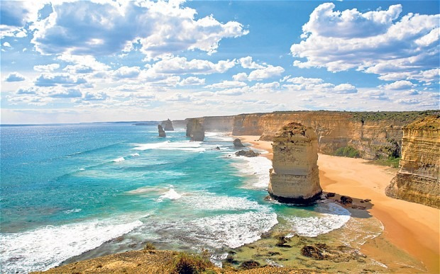 One of my travel plans for 2015 is to visit the Great Ocean Road