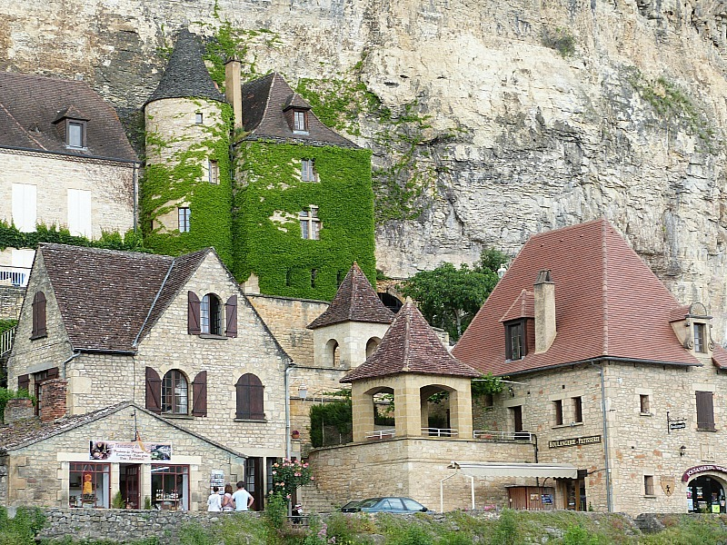 Exploring La Roque Gageau in the Dordogne Region of France
