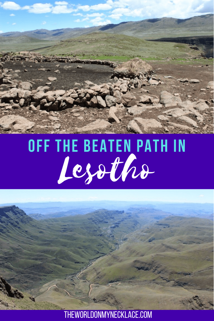 Off the Beaten Path Travel in Lesotho