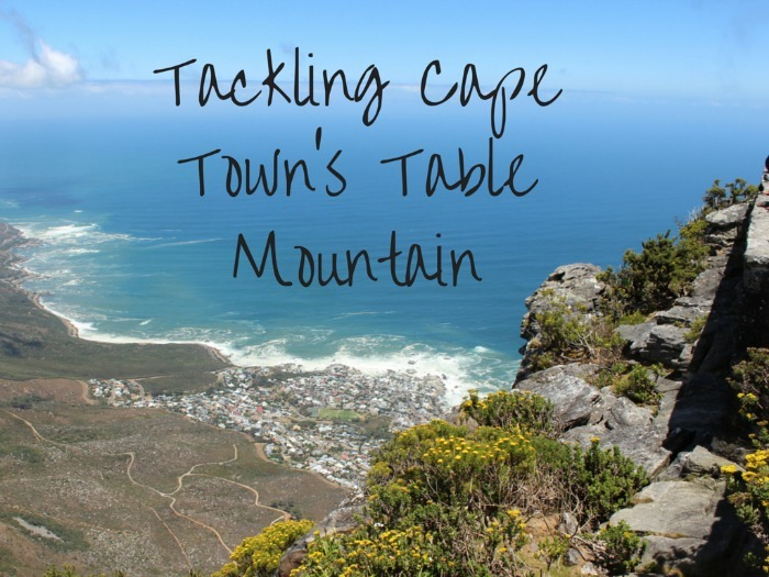 Tackling Cape Town's Table Mountain