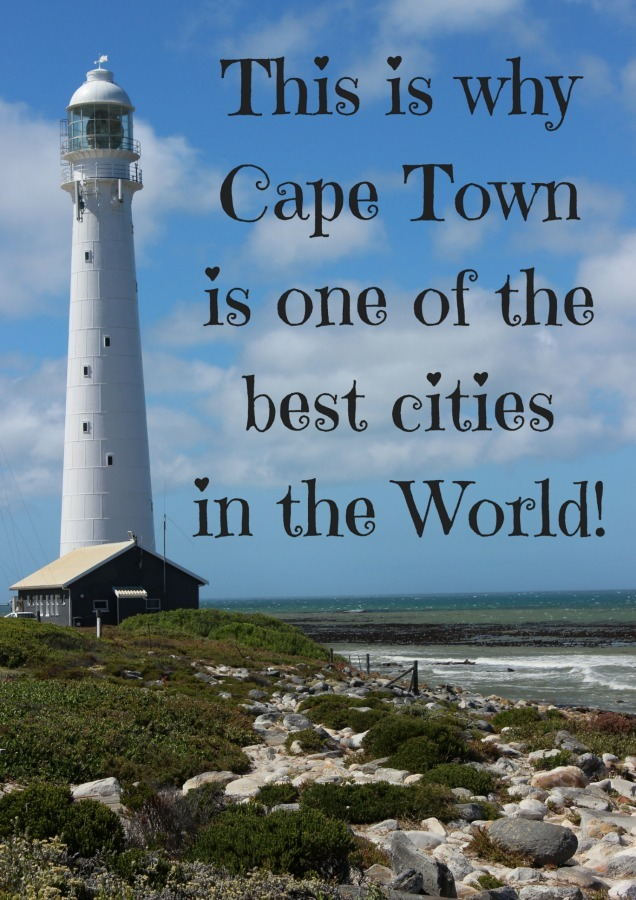 This is why Cape Town is one of the best cities in the World!