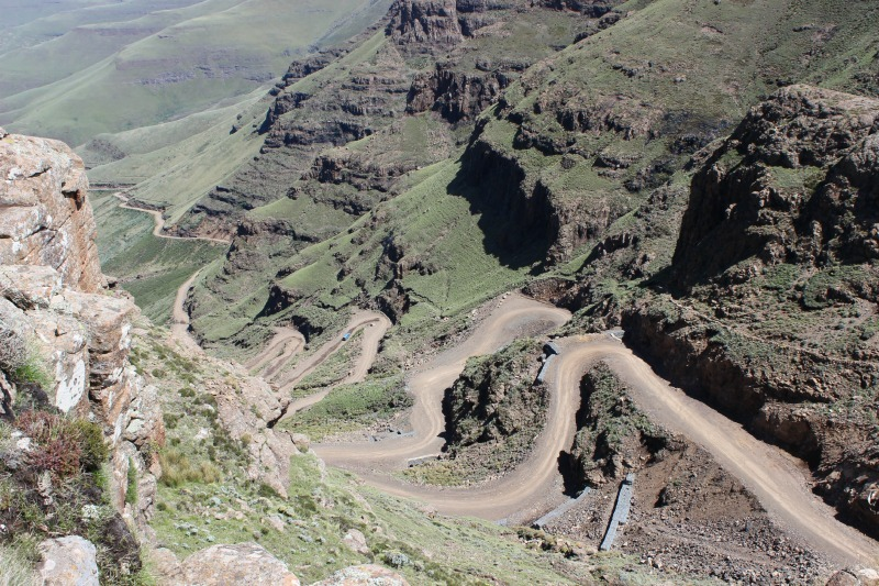 Visiting Lesotho for the first time - a 2014 travel highlight