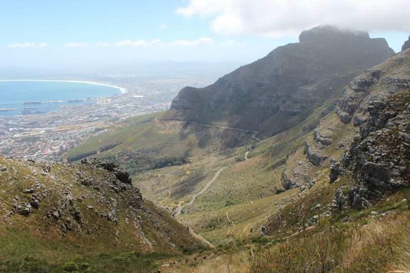 Re-visiting Cape Town - one of my favorite cities - a definite travel highlight of 2014