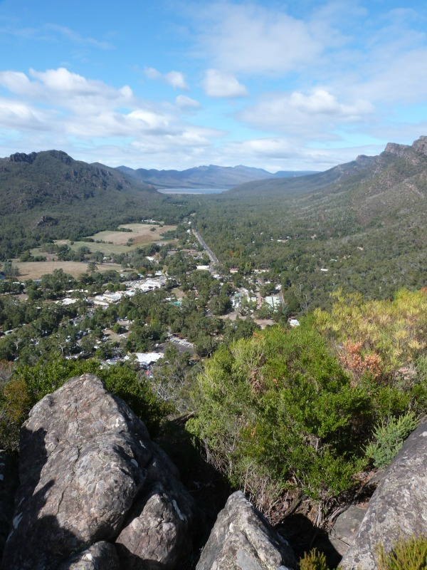 Hiking in the Grampians - a highlight of my 2014 travels