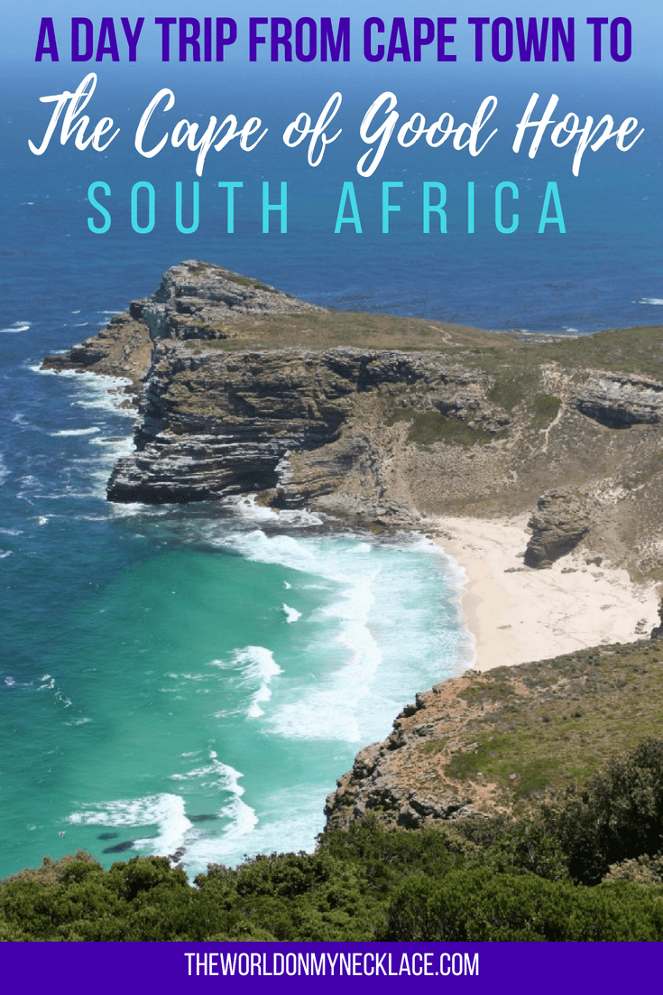 A Day Trip to the Cape of Good Hope from Cape Town South Africa
