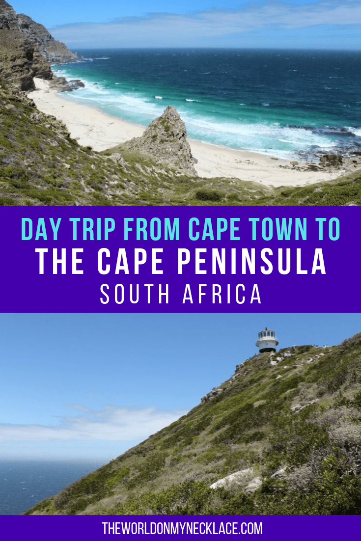 Day Trip from Cape Town to the Cape Peninsula in South Africa