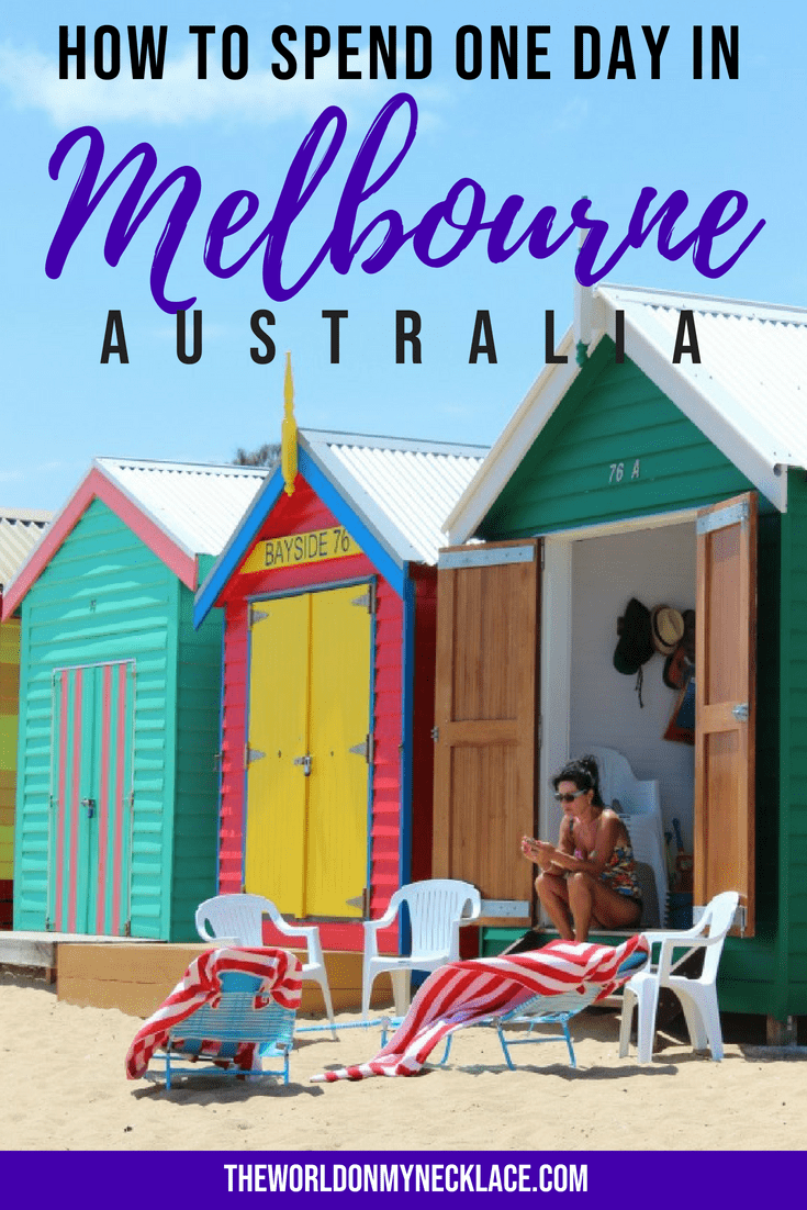 How to spend the Perfect 24 hours in Melbourne