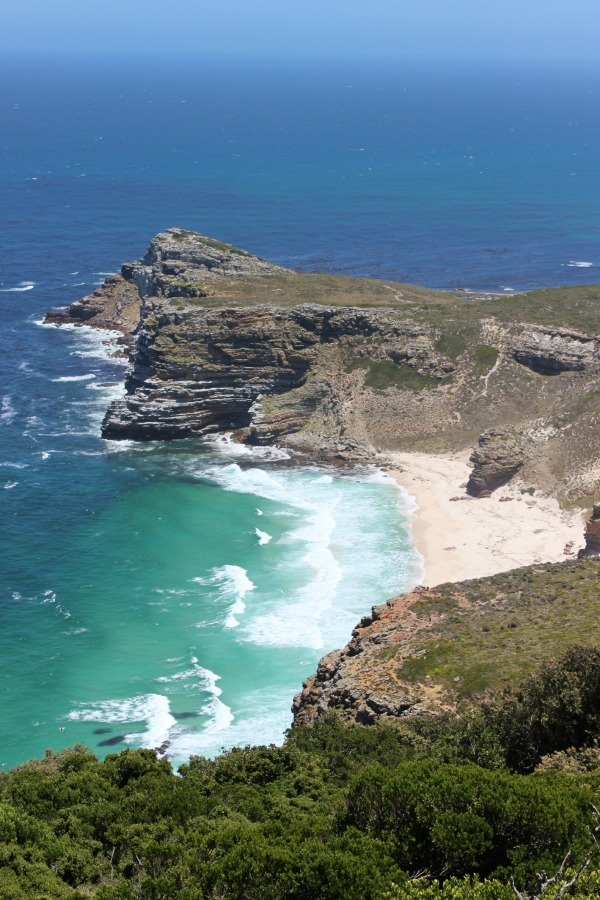 Views from Cape Point, South Africa