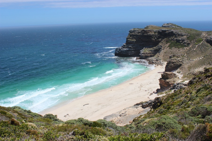Rugged Diaz Beach at the Cape of Good Hope