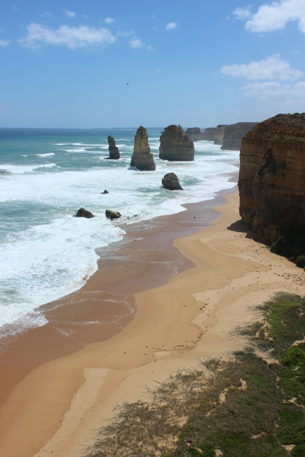 The Twelve Apostles on Australia's Great Ocean Road