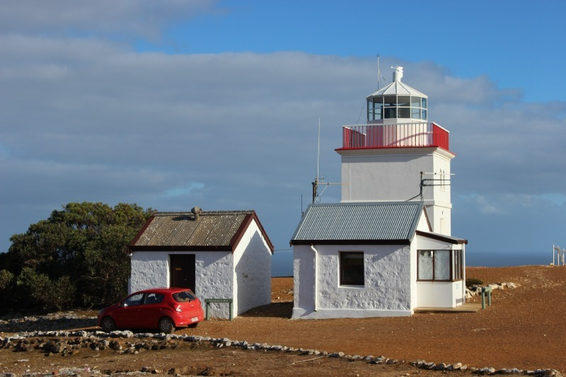 Cape Borda Lighthouse on Kangaroo Island