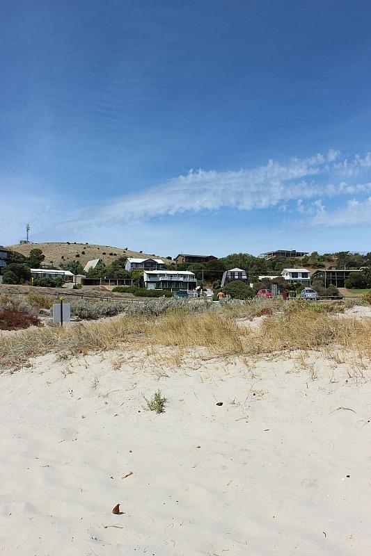 Carrickalinga Beach in South Australia