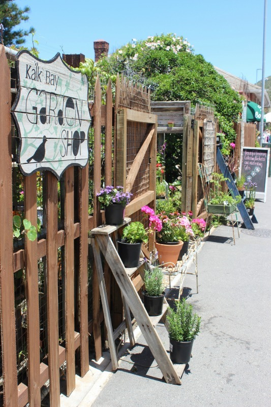 Kalk Bay Garden Shop in South Africa